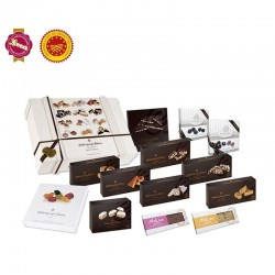 Delicatessen Special Selection Box of Nougat, Chocolate and Sweets